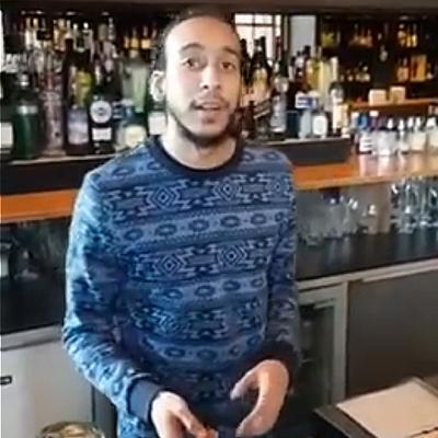 Joltin doet mee aan het Bartender-project
